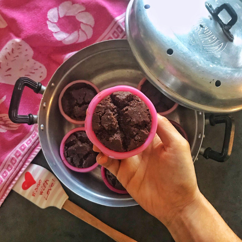 Muffin coccole e cioccolato